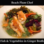 beach plum fish ginger brothweb